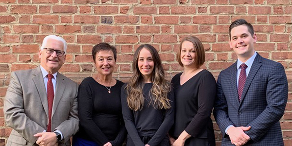 The team of dental professionals at Raptou Family Dental.